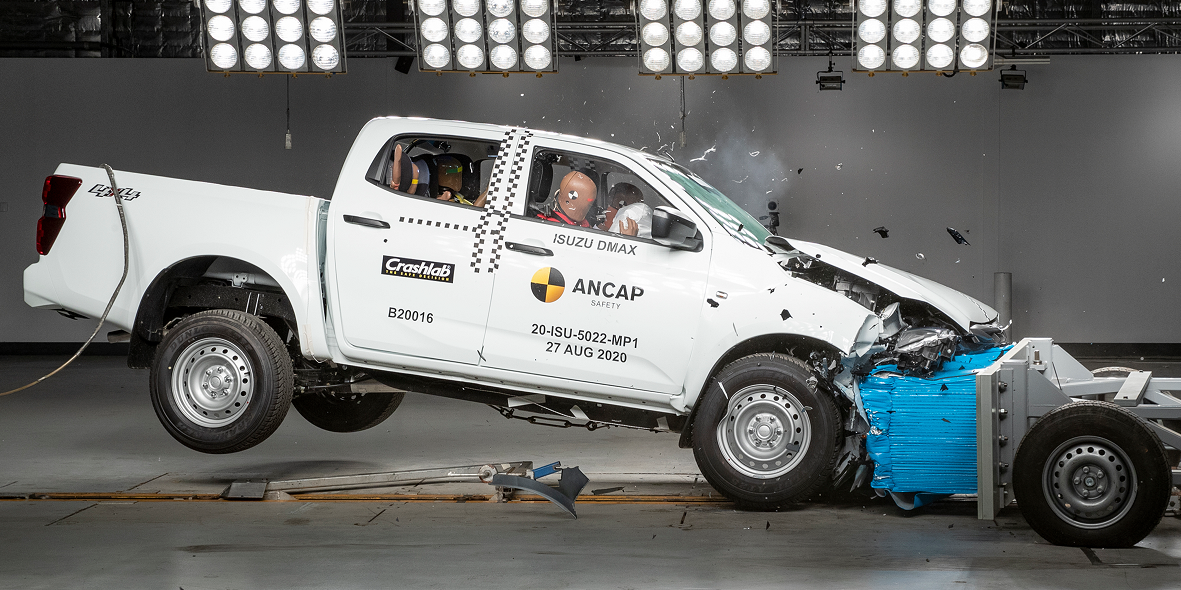 New D-MAX gains 5-star ANCAP rating