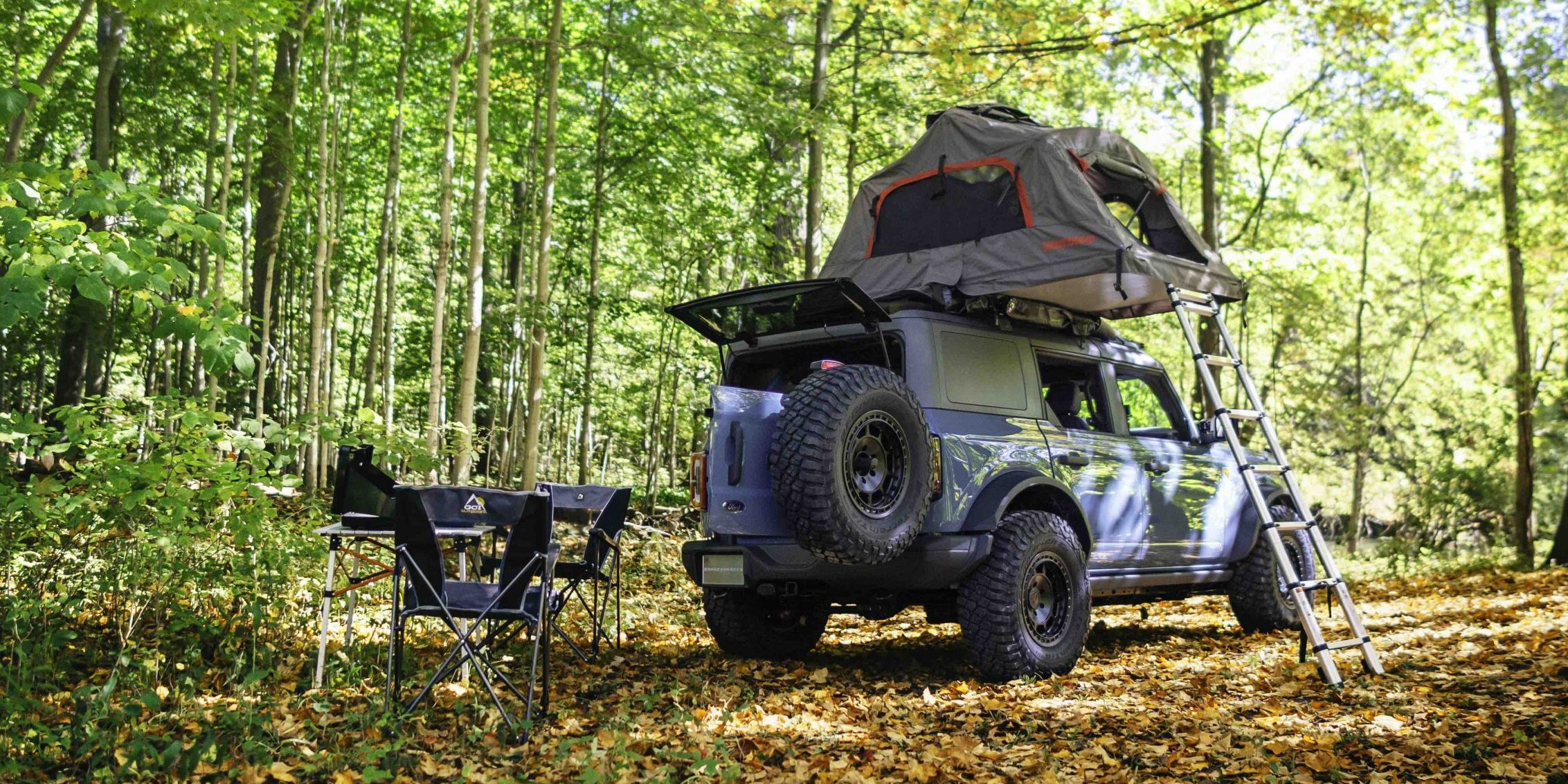 Has Ford rediscovered adventure with Bronco Overland Concept?