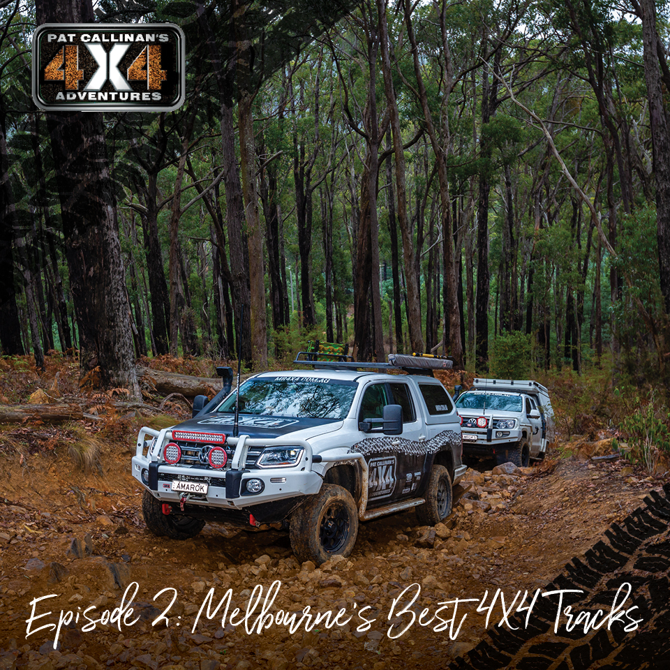 Episode Two of Season 12 of Pat Callinan's 4X4 Adventures this Sunday!