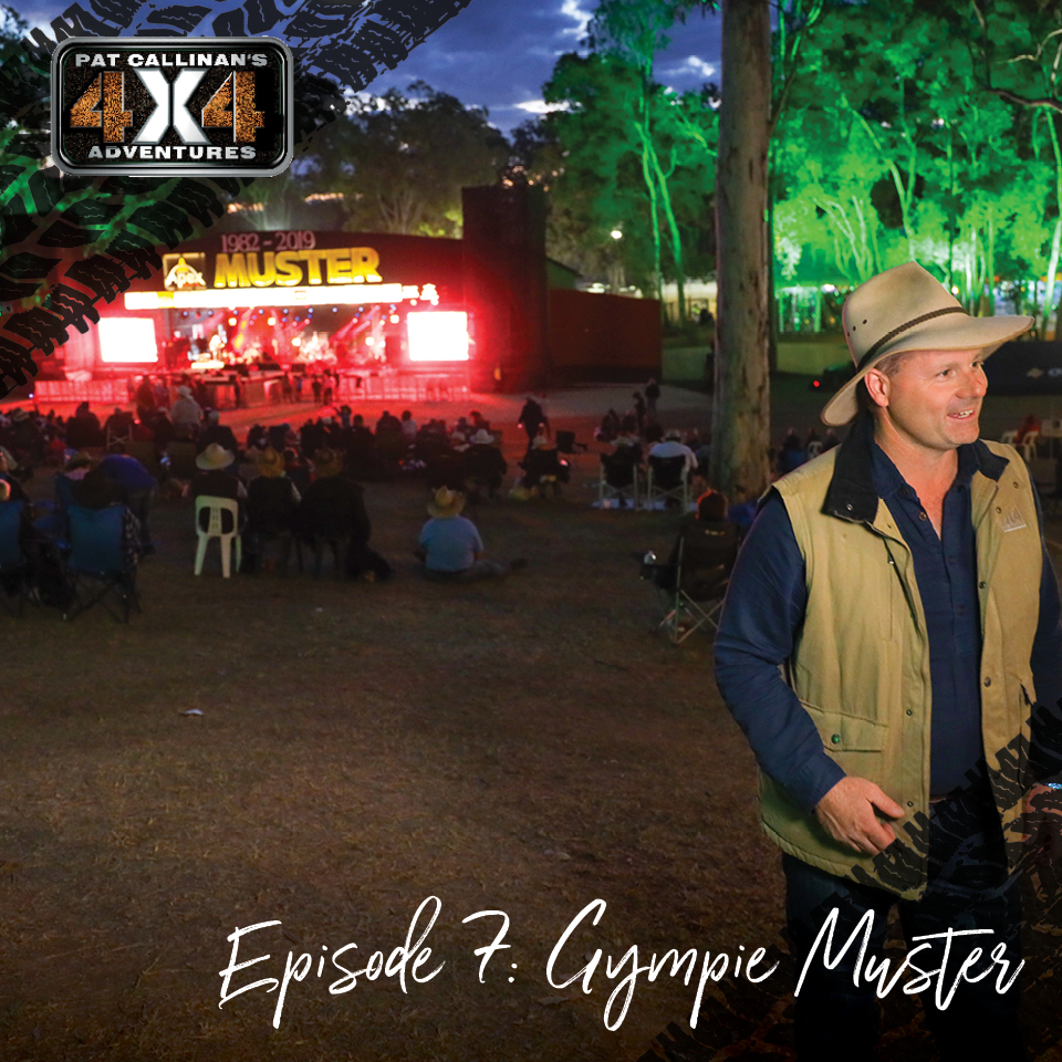 Pc4x4 Ep 7 Gympie Muster