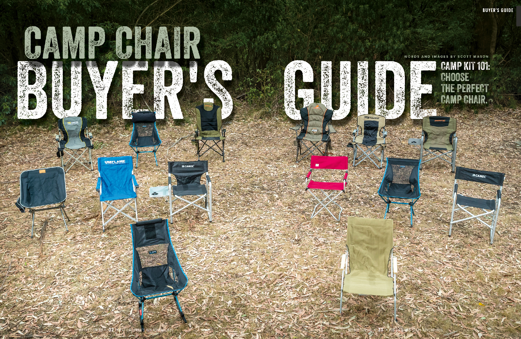 The best camp chairs on the market – Bar none!