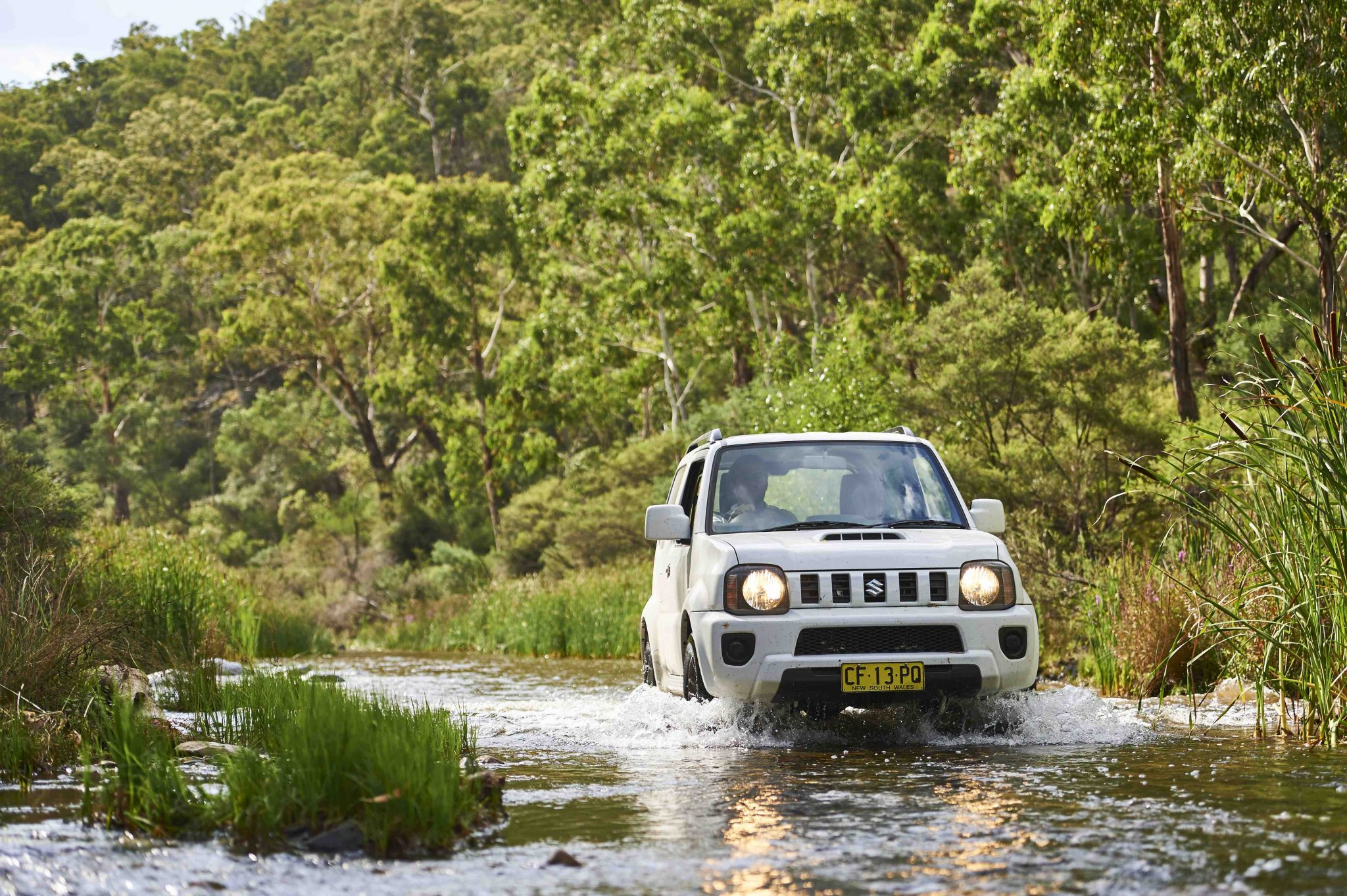 Updated Suzuki Jimny, Grand Vitara models coming