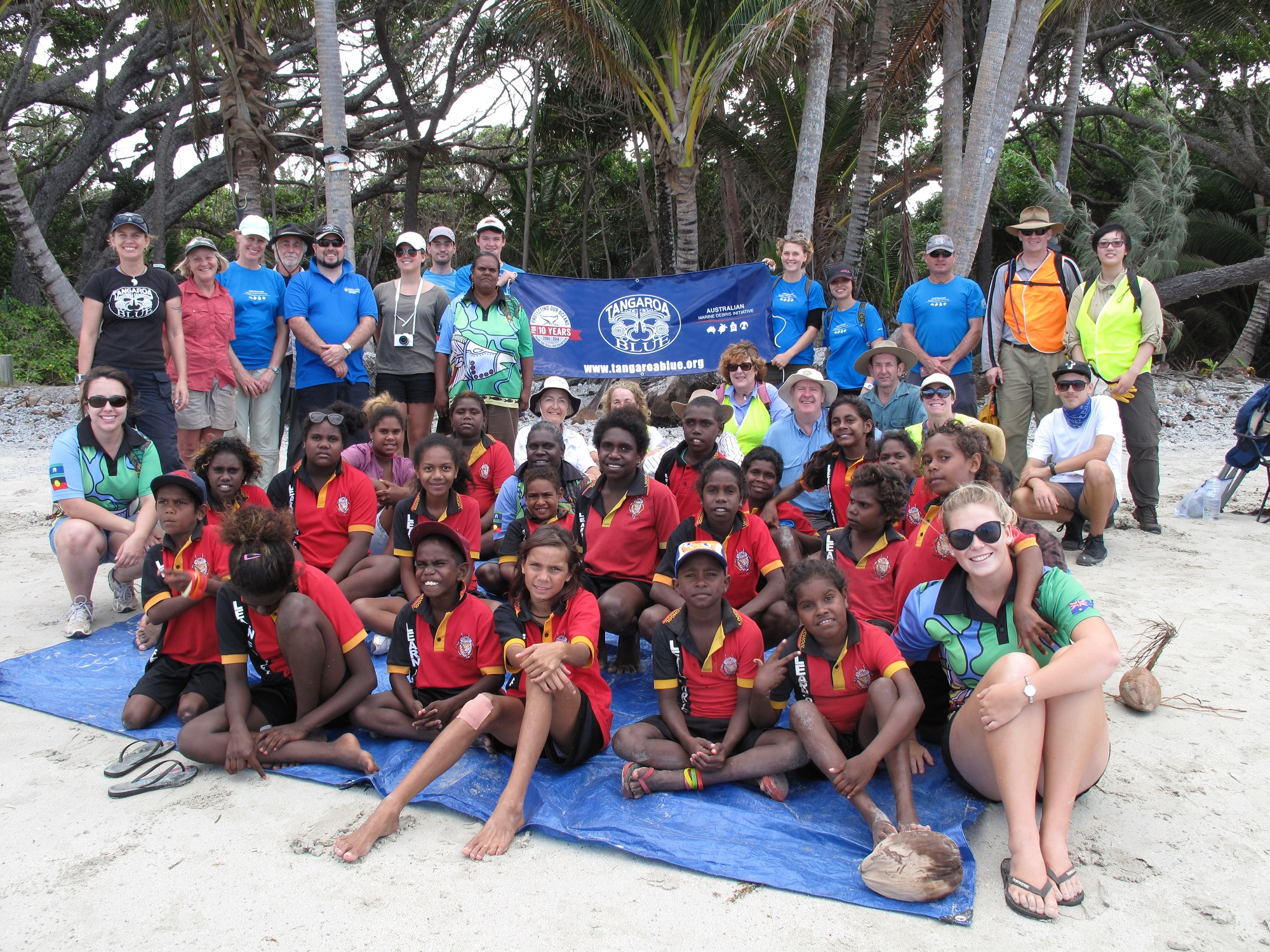 Industry news: Tangaroa Blue Foundation Cape York clean up events