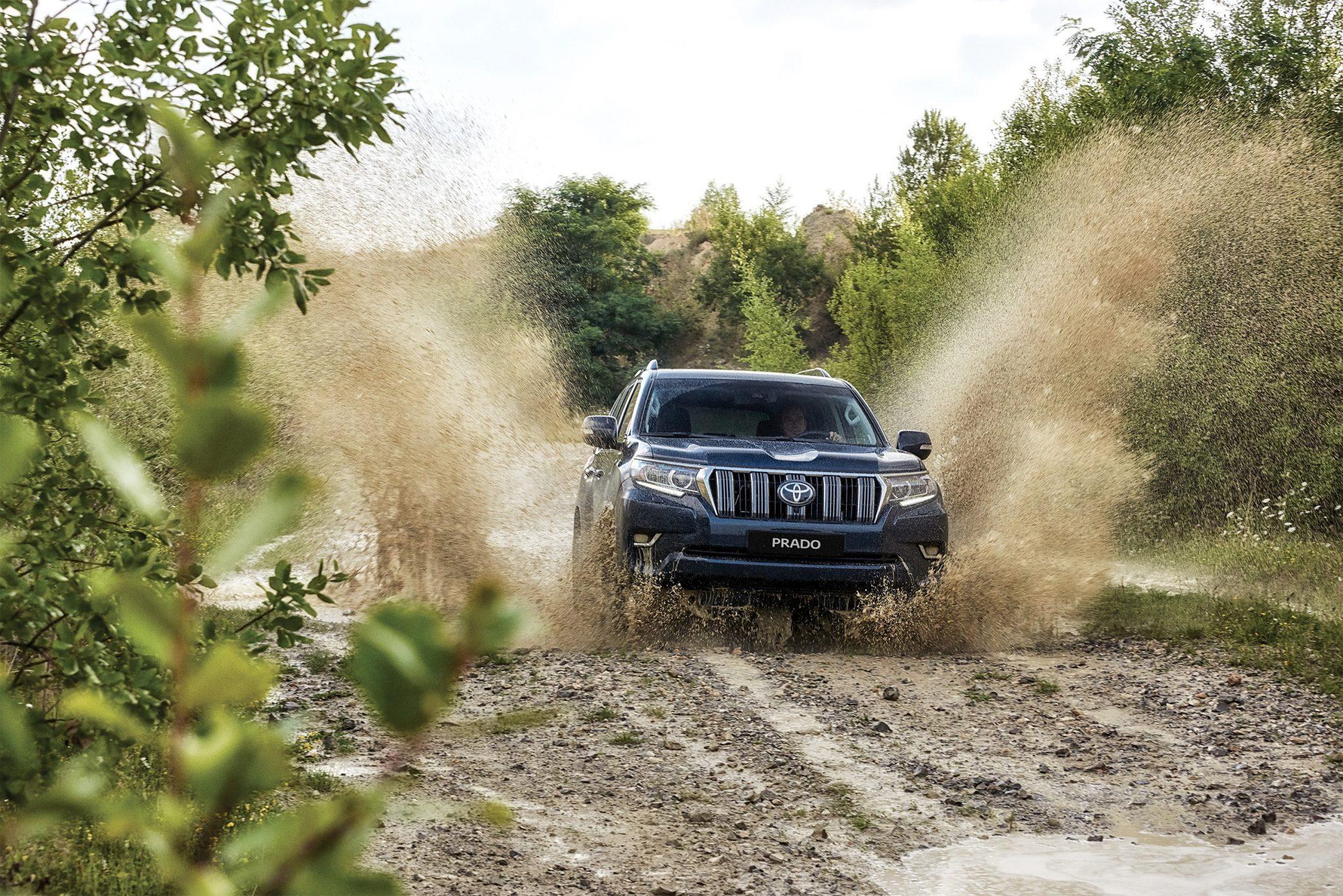 2018 LandCruiser Prado revealed