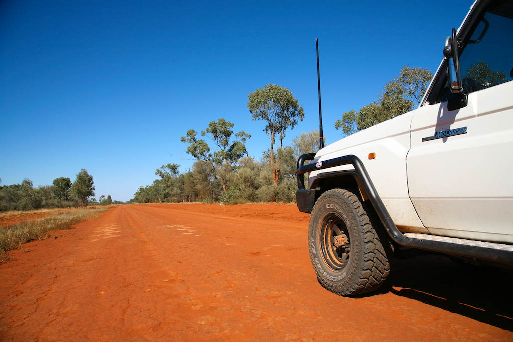 Being prepared: Remote Area Travel Tips