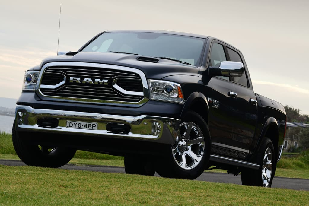 RAM 1500 & 2500 brake recall