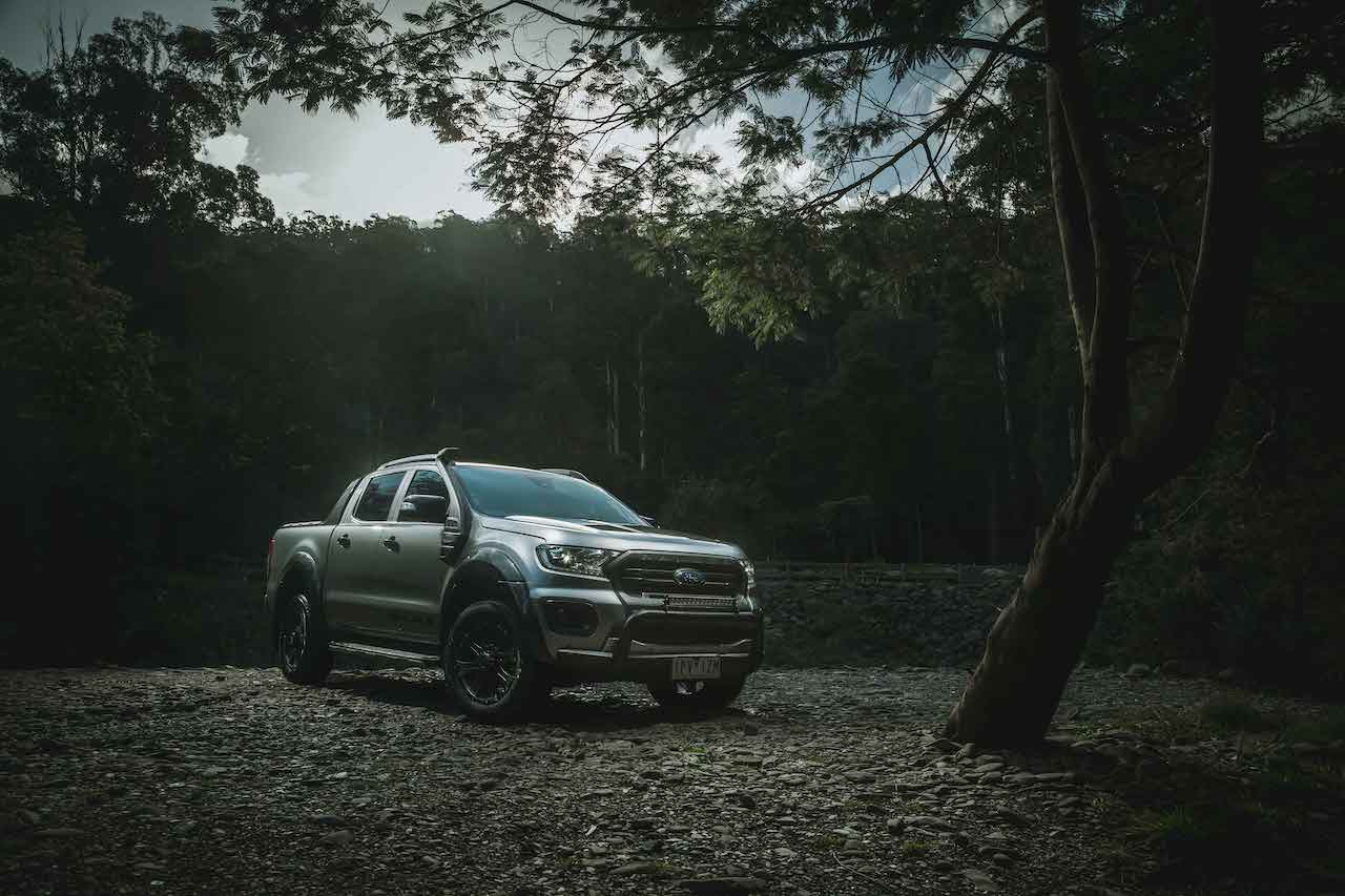 Ford Ranger Wildtrak X on-sale now from $65,290+ORCs