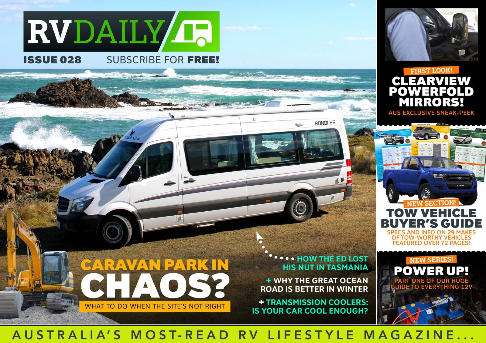 RV Daily Issue 028 – Out Now!