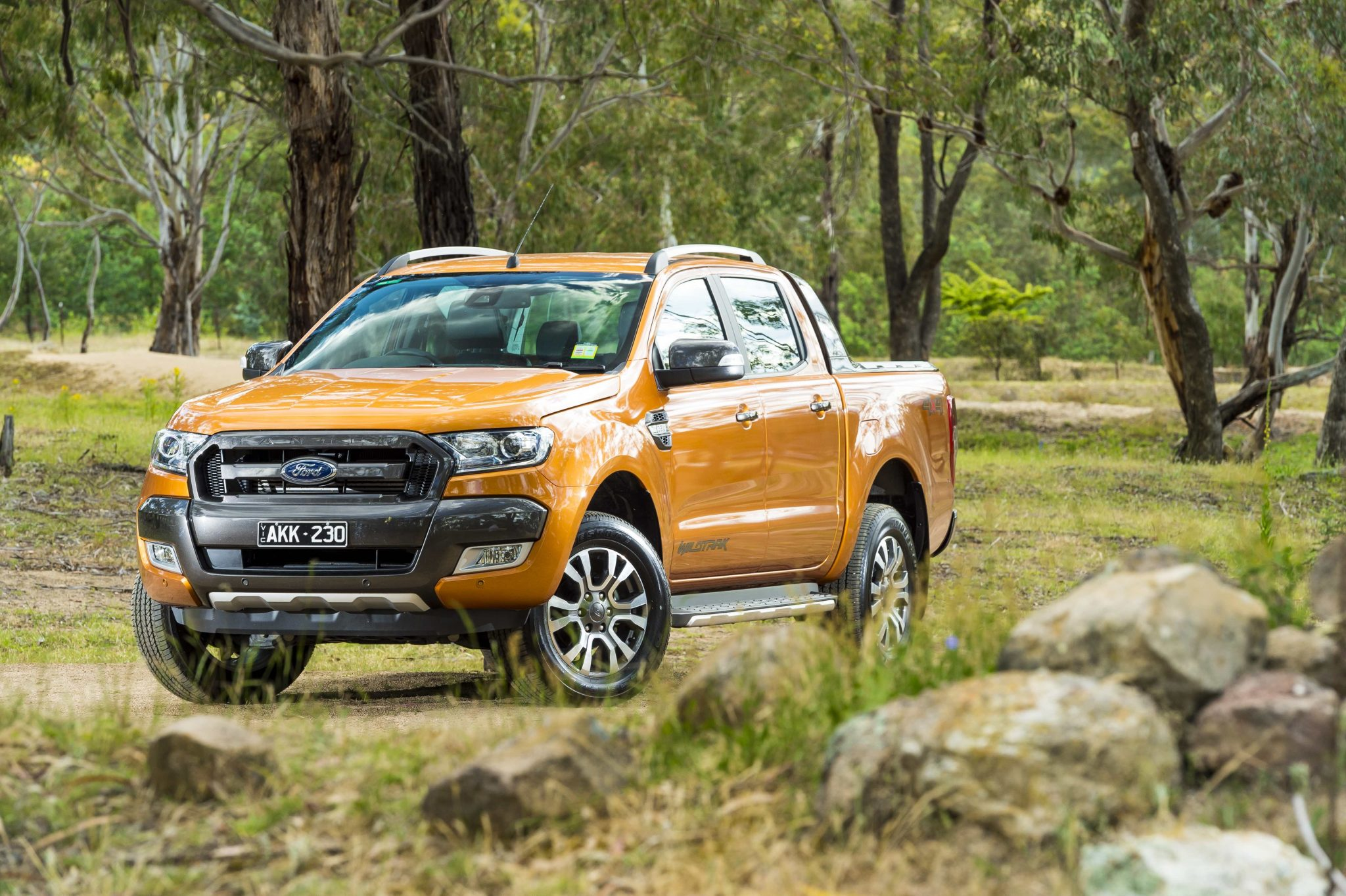 Ford Ranger lineup gets updated