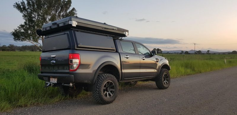 Camp King Tub Topper now available for Ford Ranger and Toyota HiLux