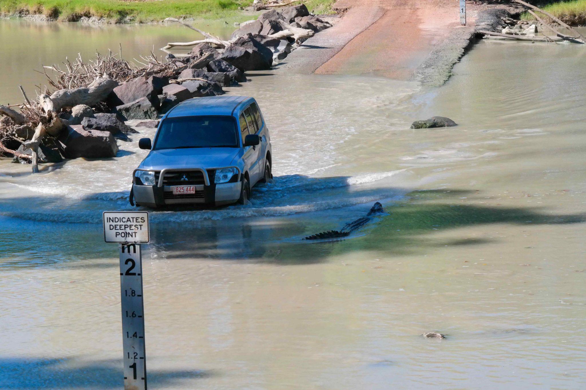 Croc kills man at Cahills Crossing, Kakadu