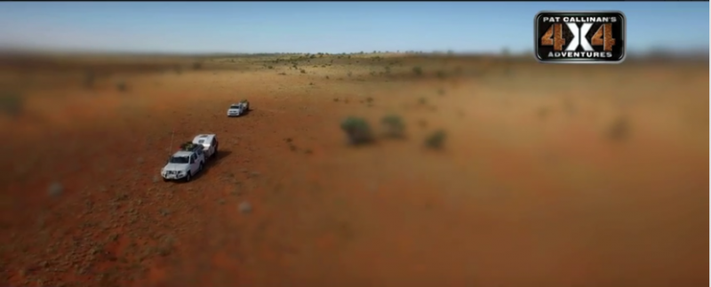 Madigan Line Simpson Desert video, Part II