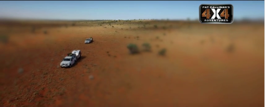New Episode: Geographic Centre of the Simpson Desert – Network TEN.