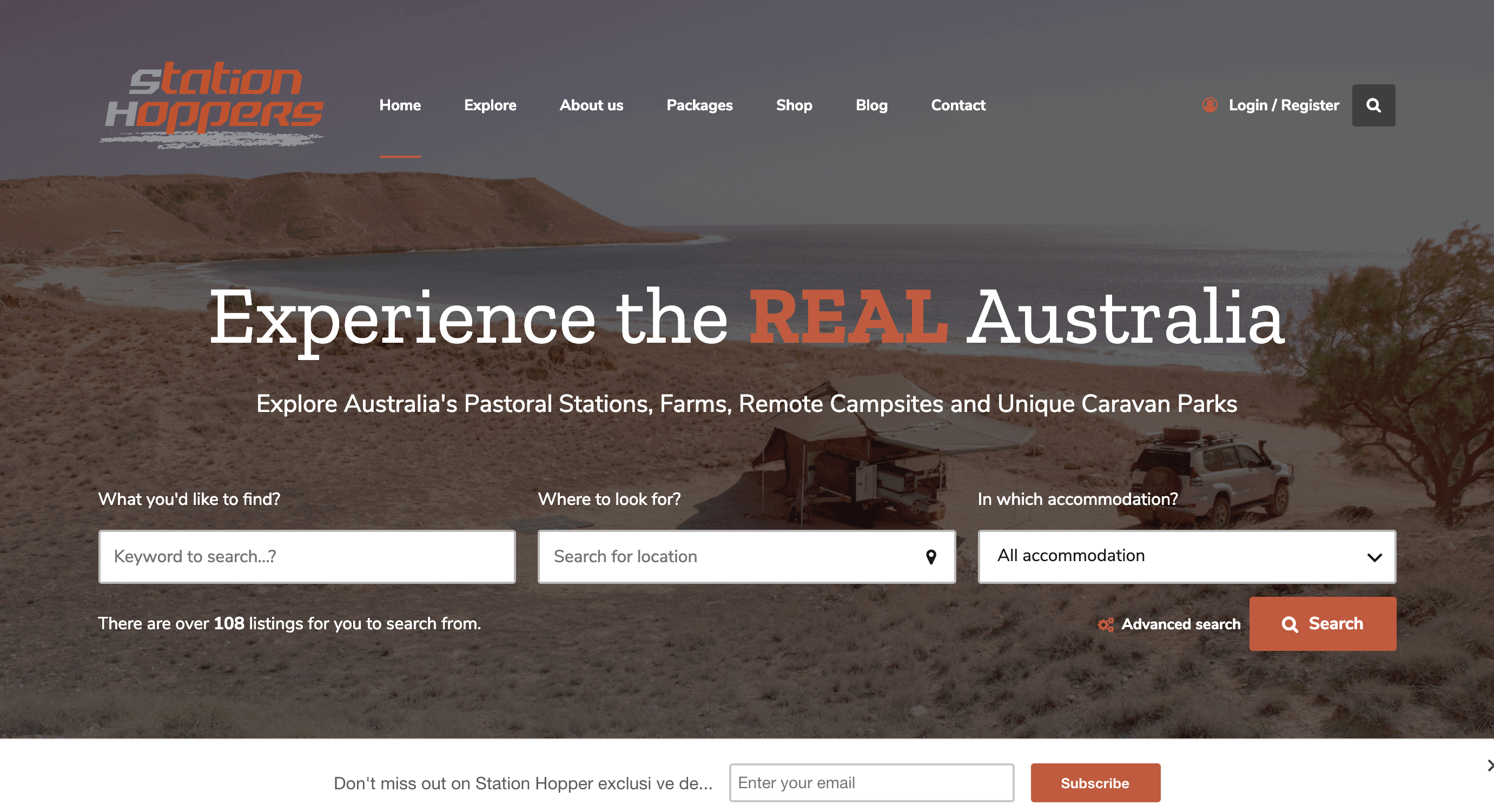 Station Hoppers: The online directory to station stays