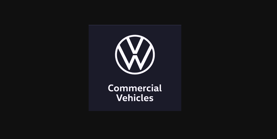 New Volkswagen Logo for commercial vehicles revealed
