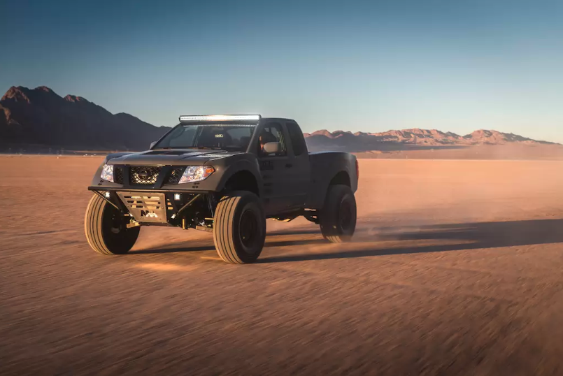Nissan Frontier Desert Runner Concept – Will it make the Raptor shudder?