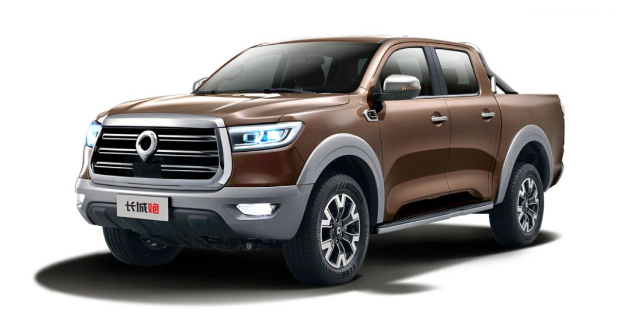 GWM Cannon 4X4 ute to launch in Oz this year
