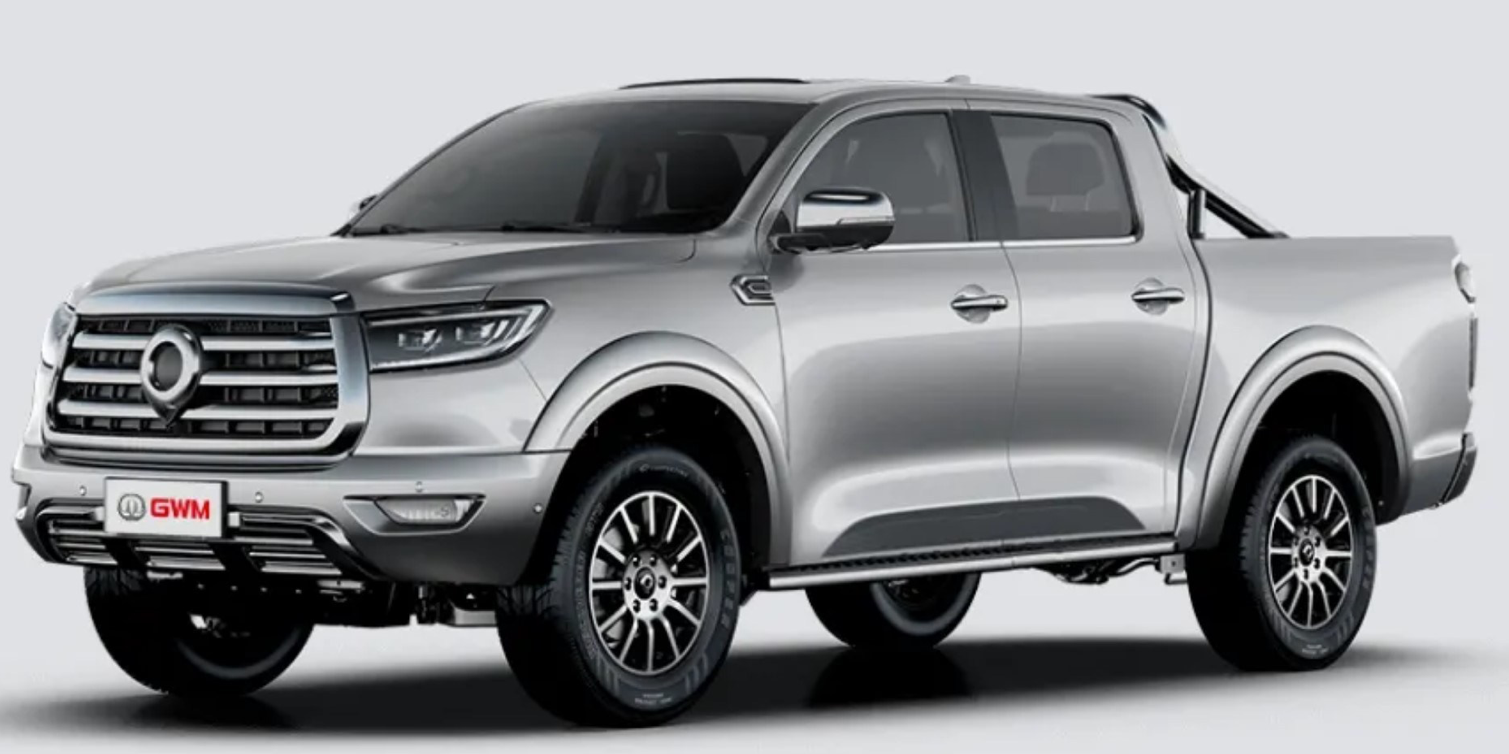 Cannon Dual Cab 4X4 from $33,990 driveaway