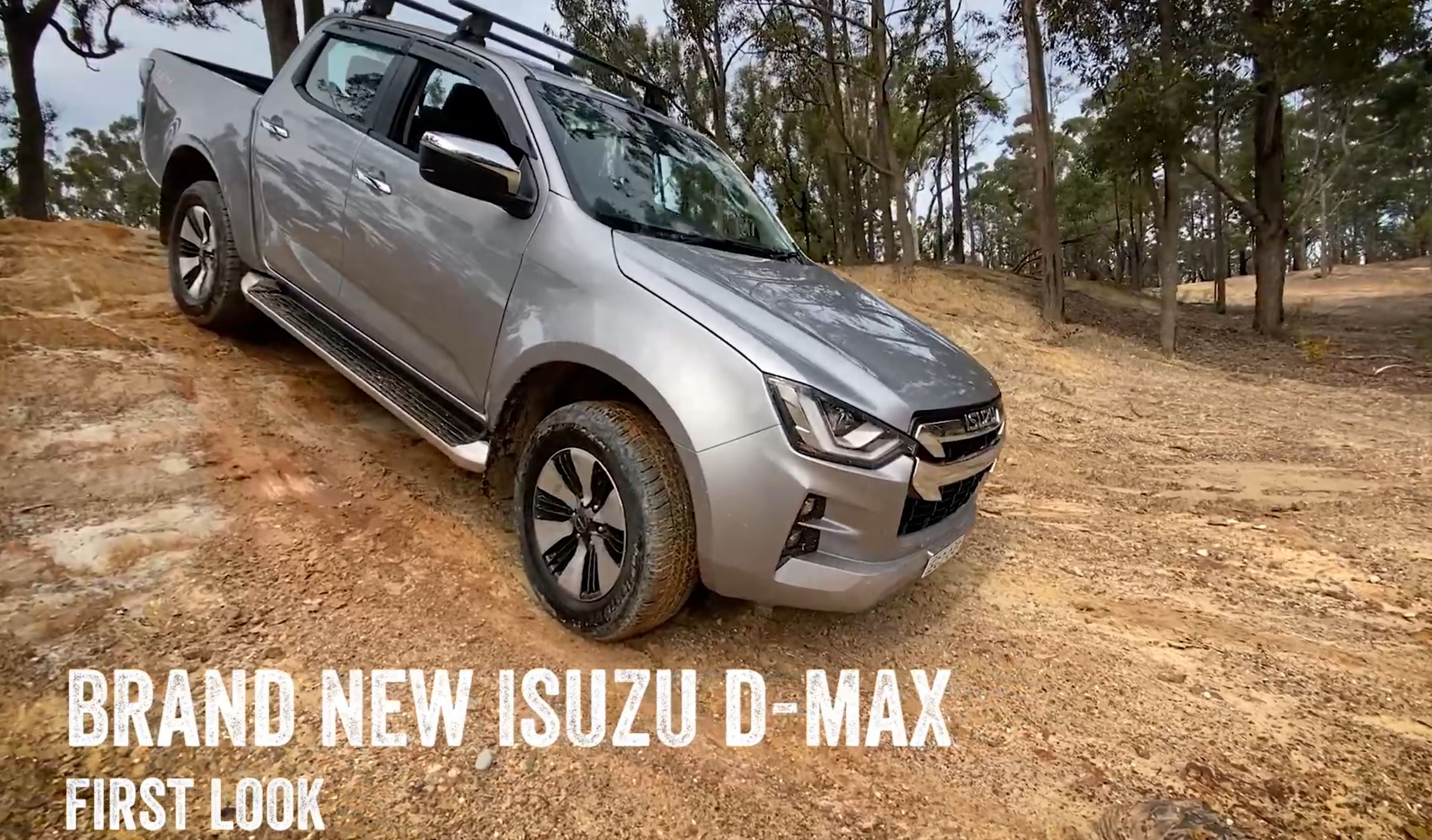 All-new D-Max walkaround