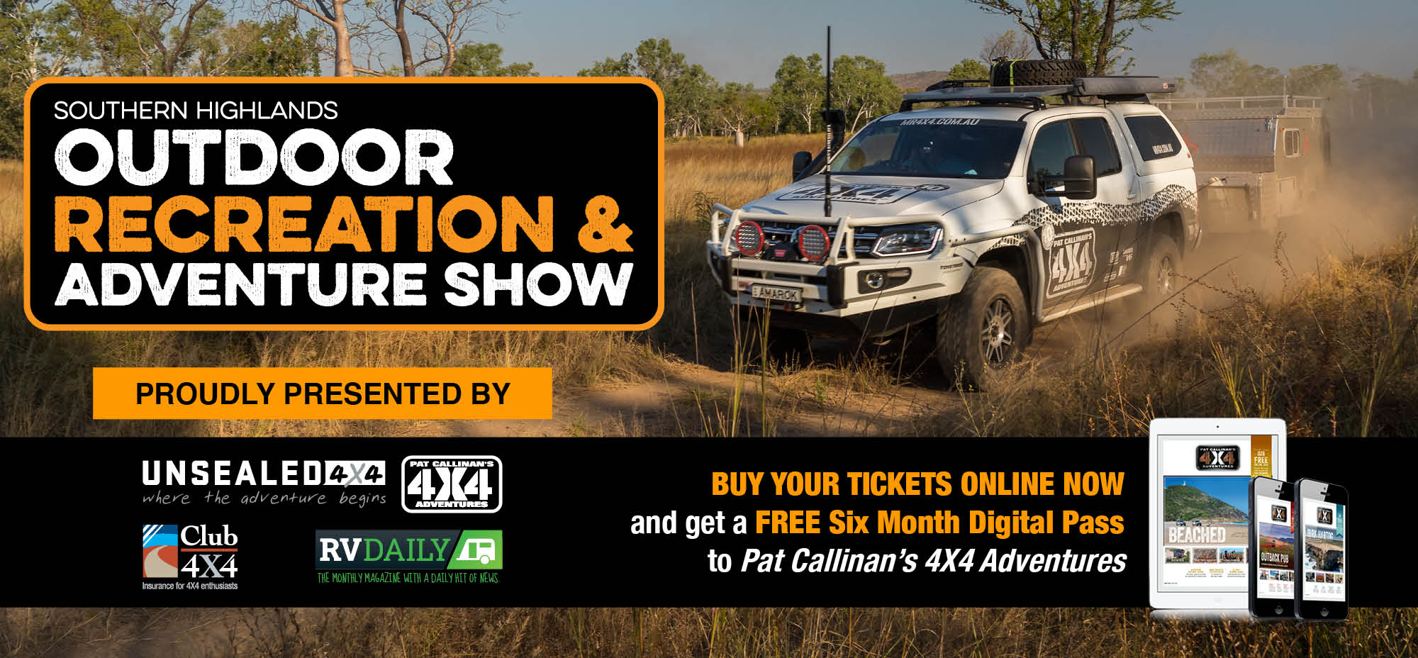 Southern Highlands Outdoor Recreation and Adventure Show