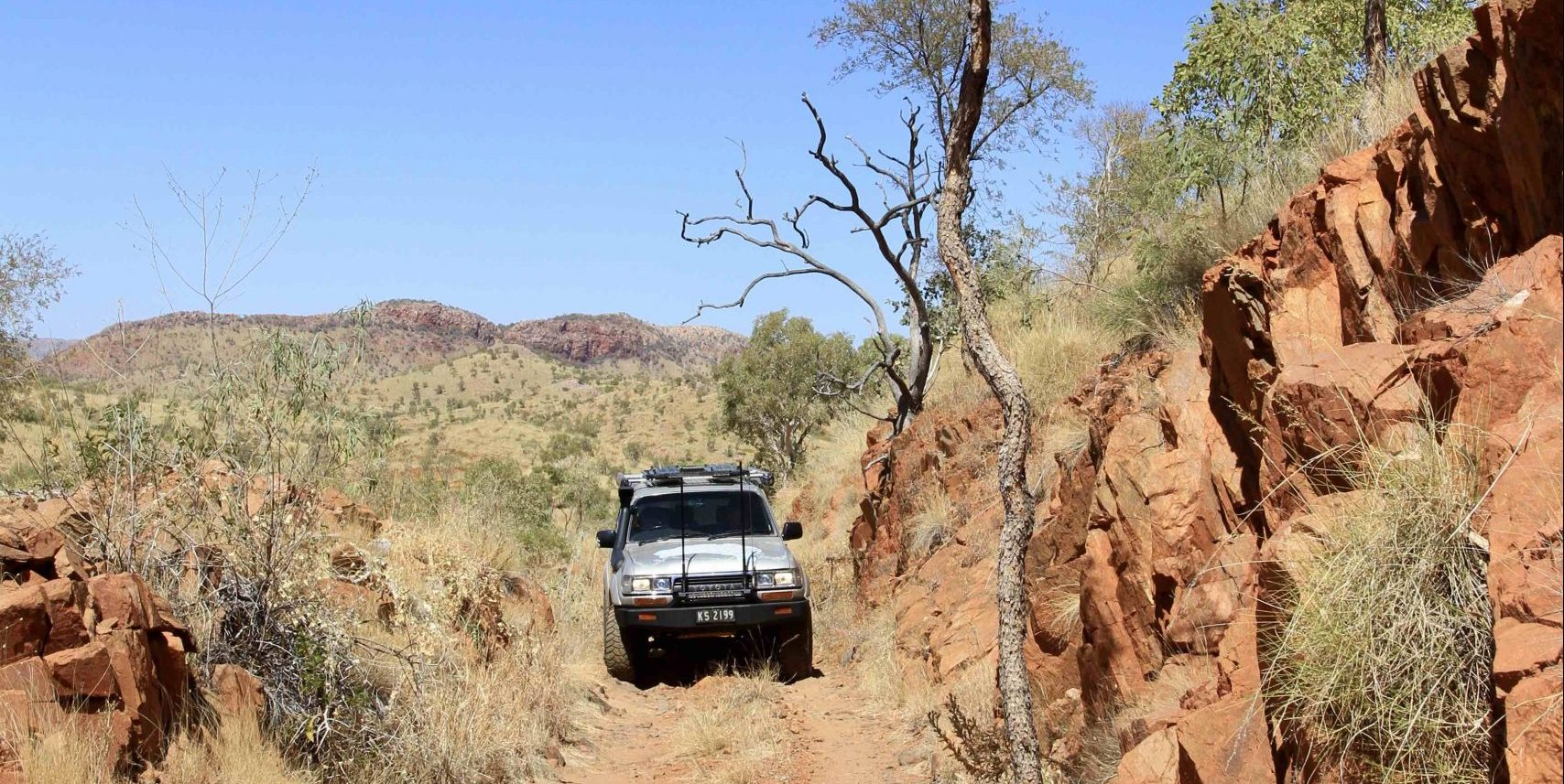 Gateway to Outback Queensland