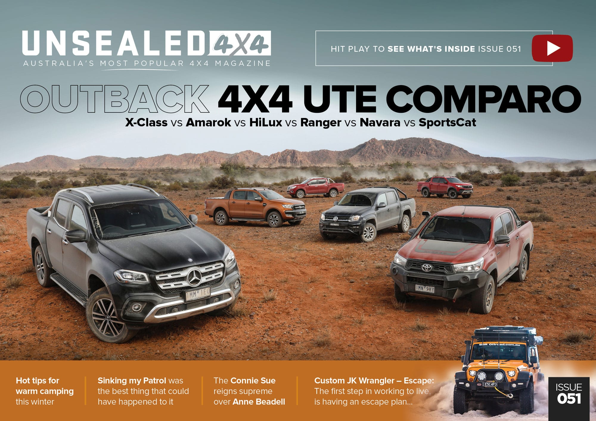 Unsealed 4X4 Issue 51 – Out Now!