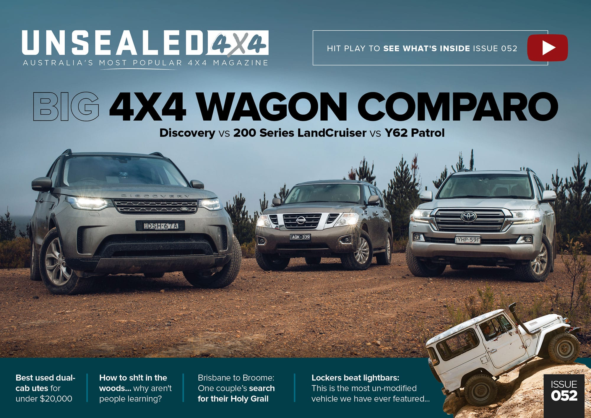Unsealed 4X4 Issue 52 – Out Now!