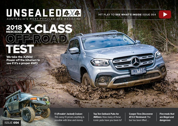 Unsealed 4X4 Issue 54 – Out Now!