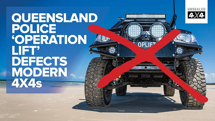 Queensland 4X4 Operation Lift wrap up