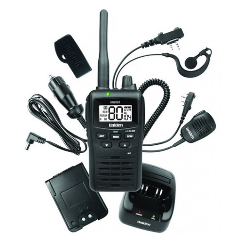 Got an ATV or quad bike? The Uniden XTRAK 40 could be your ideal UHF