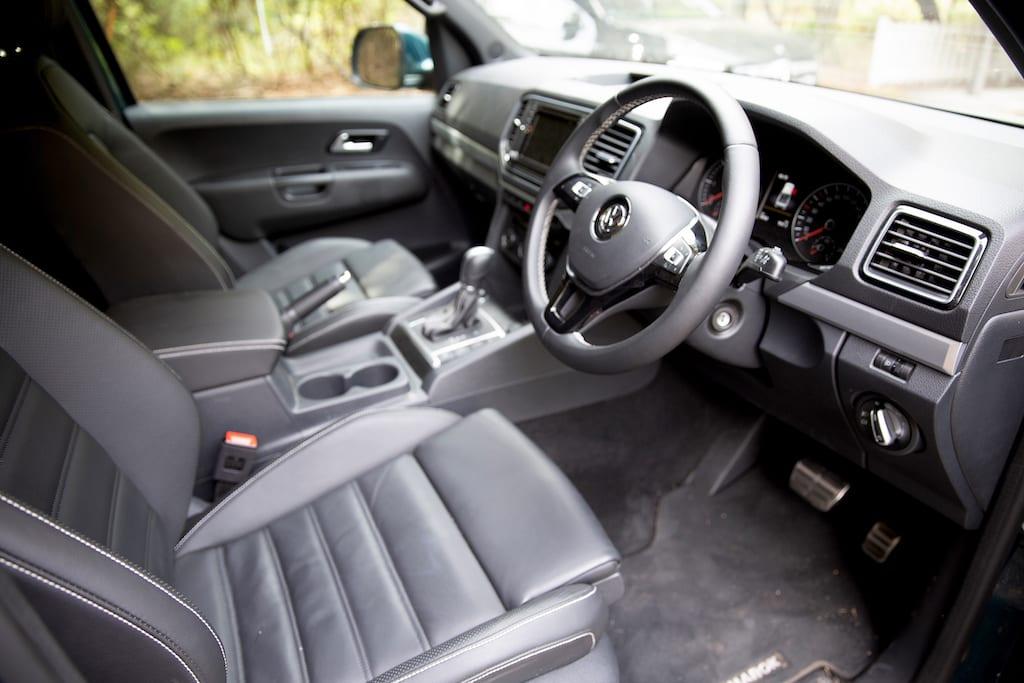 Vw Amarok Ultimate 580 Cockpit