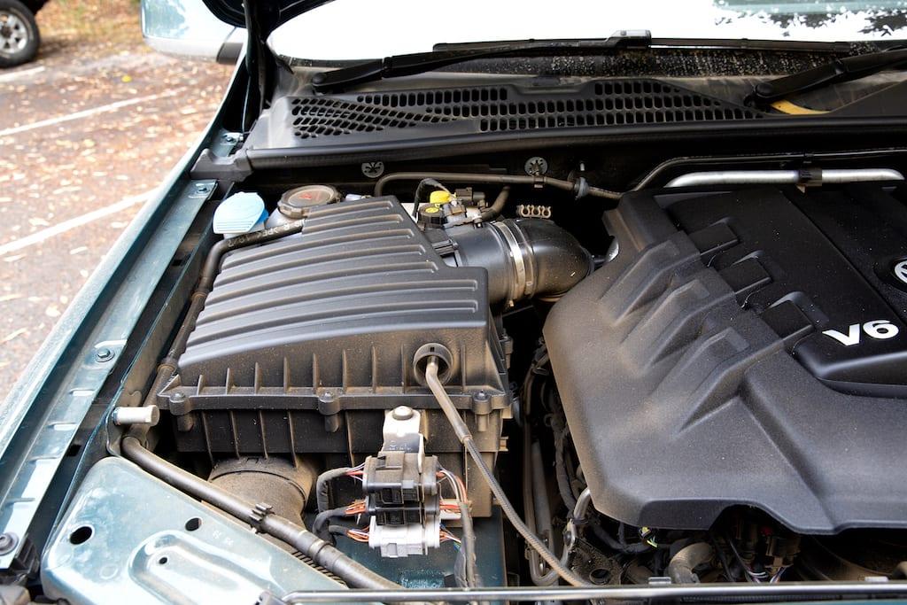 Vw Amarok Ultimate 580 Engine