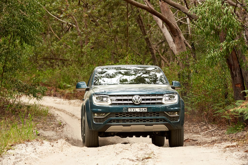 VW Amarok Ultimate 580 Review
