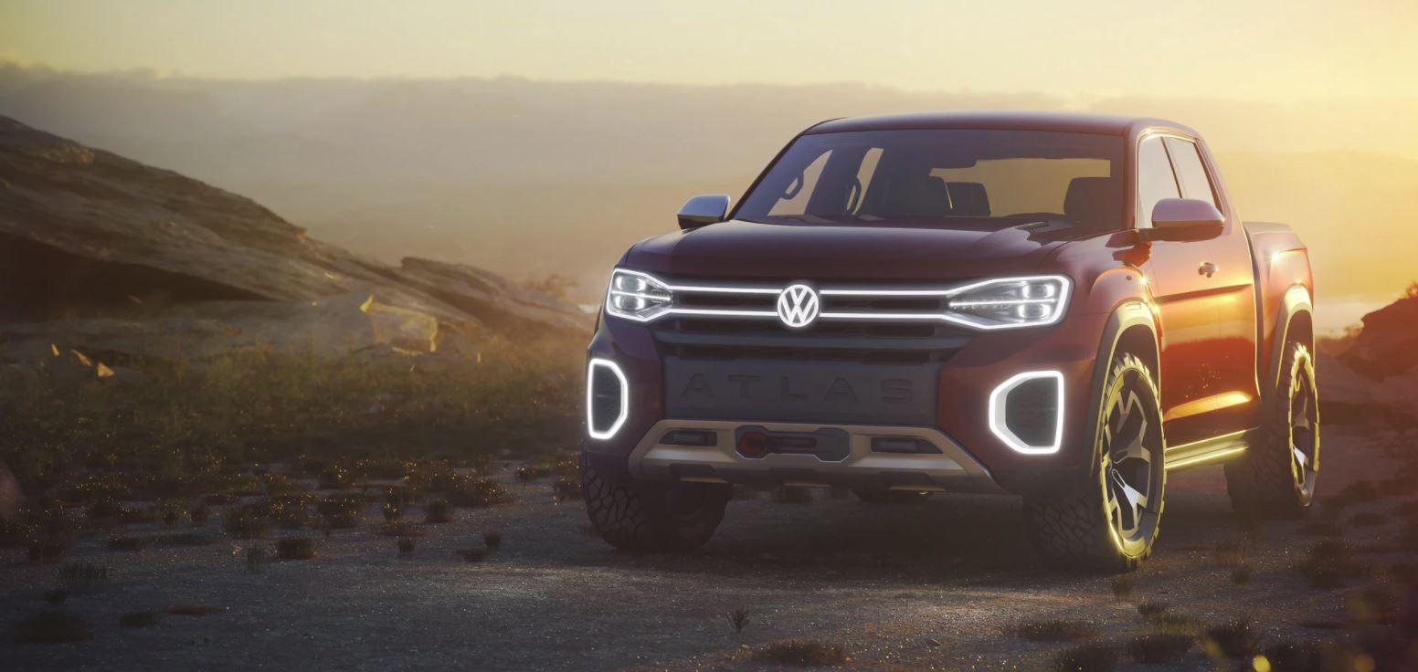 Concept: Volkswagen Atlas Tanoak