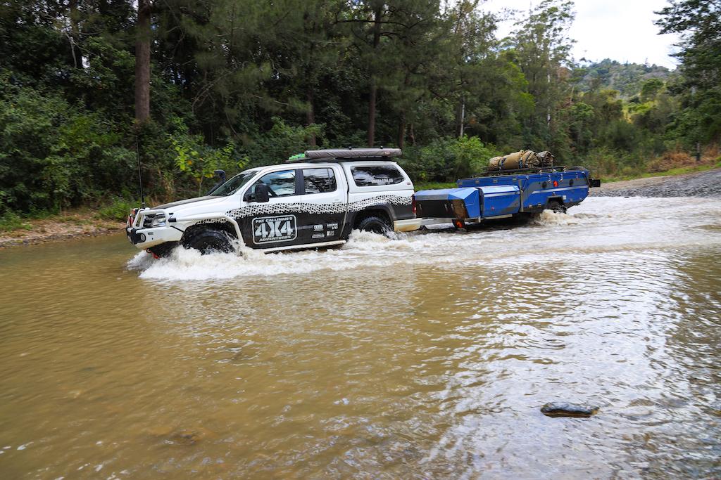 Water Crossing 4