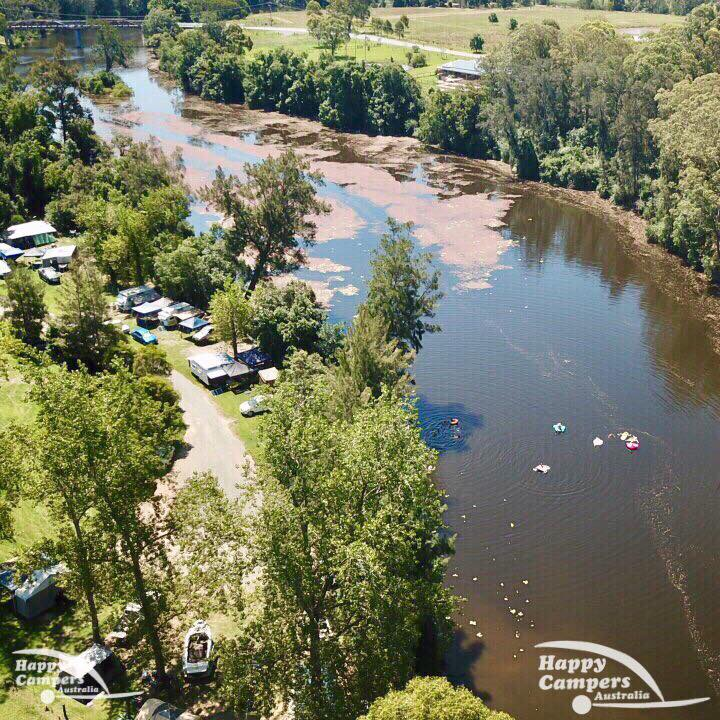 Williams River Holiday Park now closed