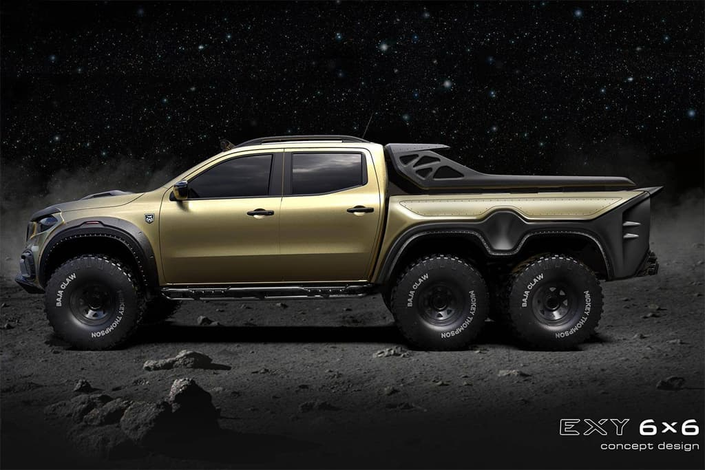 X-Class 6X6… yep, really.