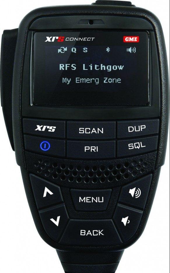 GME XRS: new-tech UHF radio