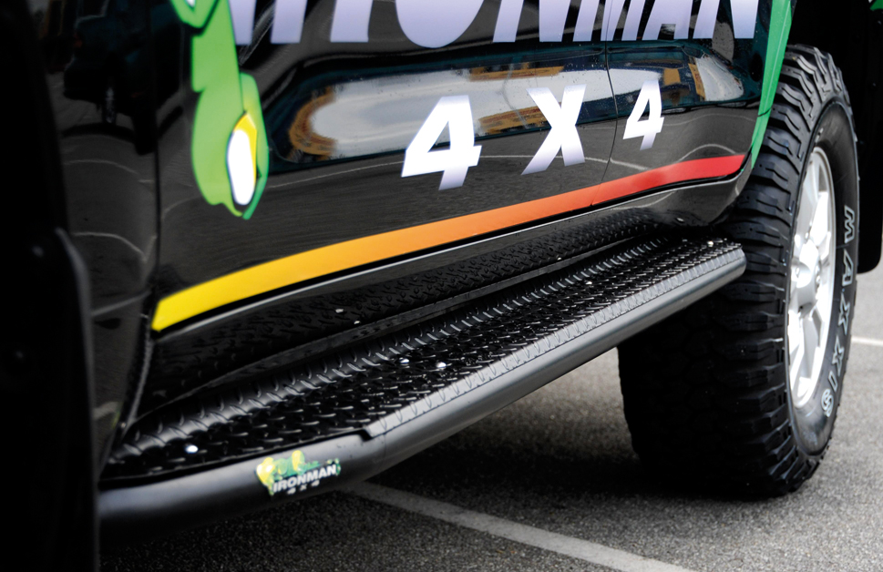 Product News: Ironman 4×4 Airbag Compatible Side Steps