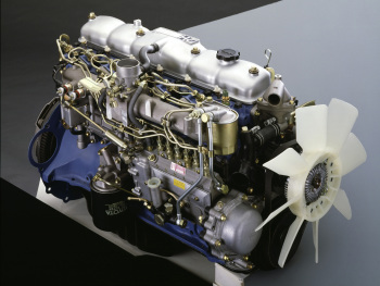 Toyota 2H engine