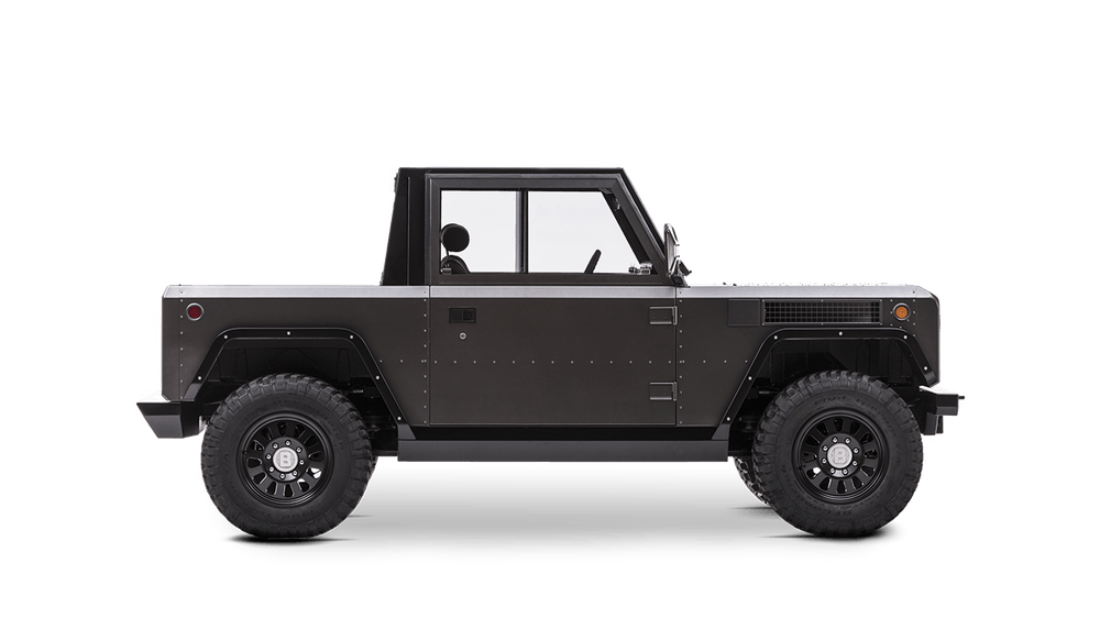 The all-electric Bollinger B1 4X4 is coming. And we're excited