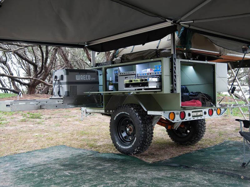 Patriot Campers recall due to gas stove issues
