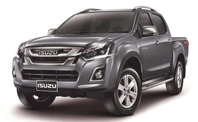 2017 Isuzu D-Max, MU-X coming soon