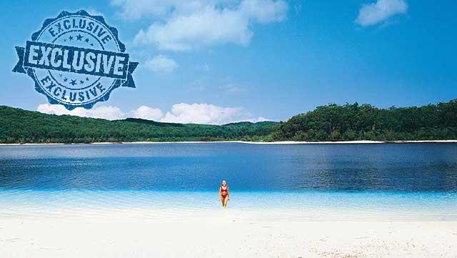 5 Day Sale: Kingfisher Bay Resort, Fraser Island