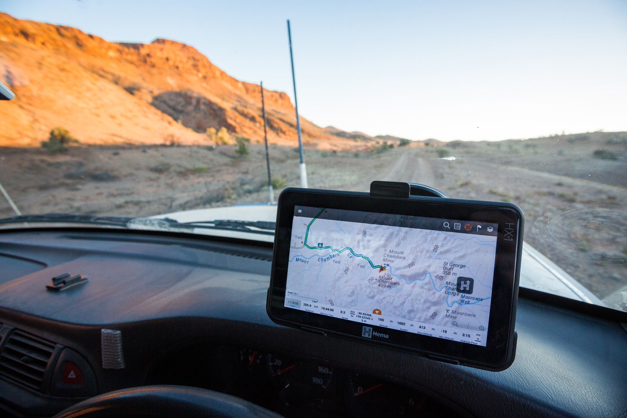 New Off-Road Mapping Available for HEMA HX-1