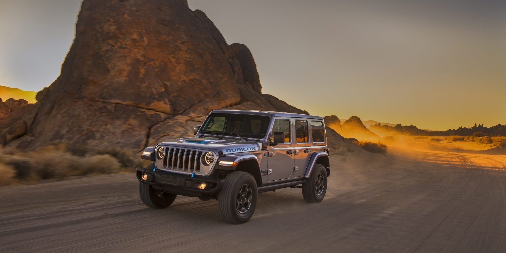 Hybrid Wrangler 4xe: A sign of the times?