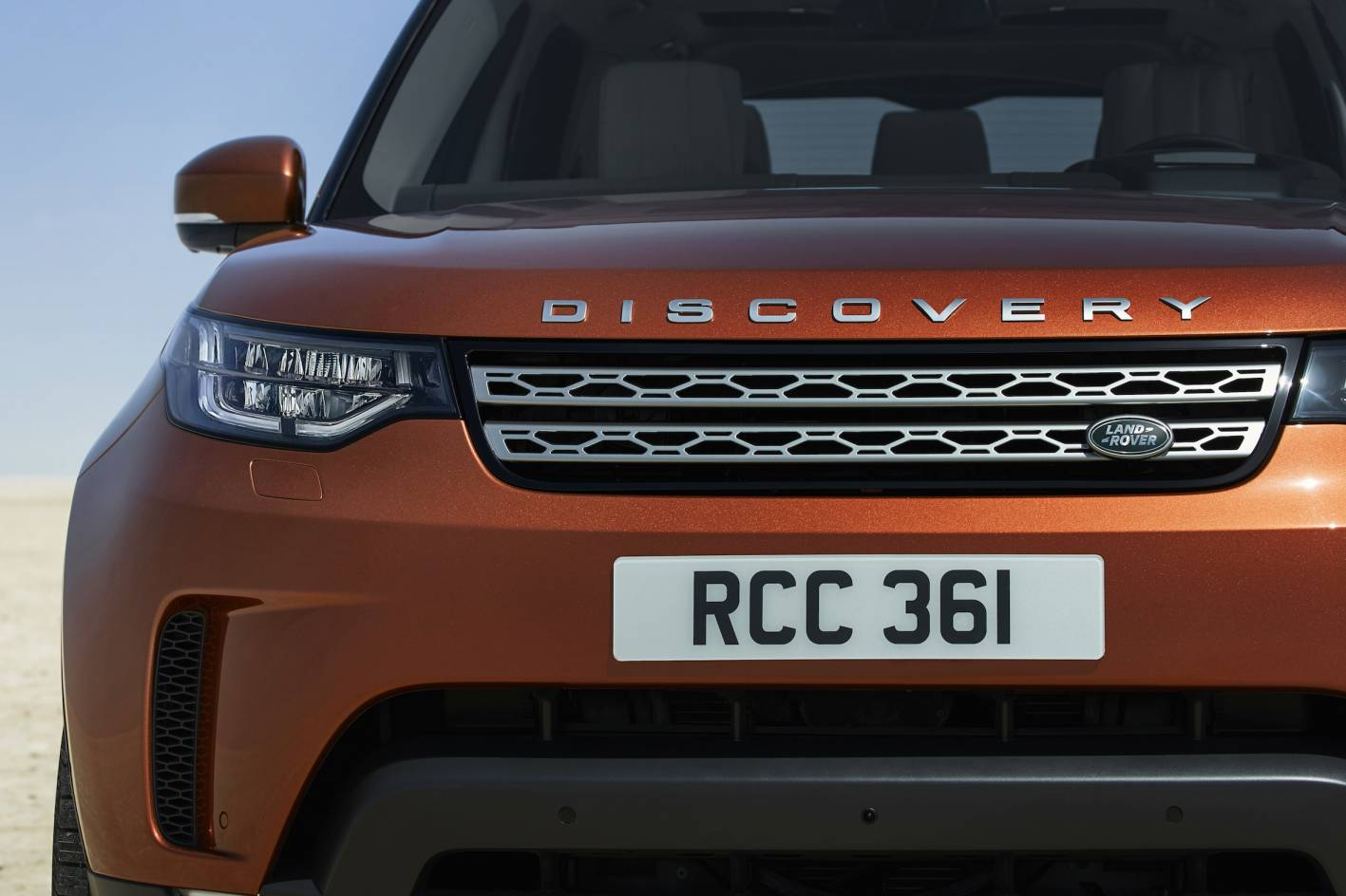 2017 Land Rover Discovery pricing revealed