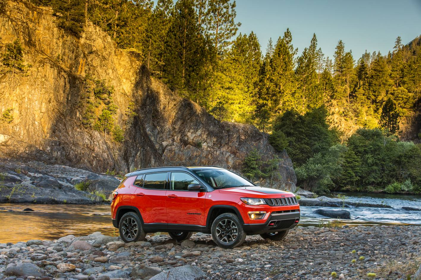 2017 Jeep Compass Announced