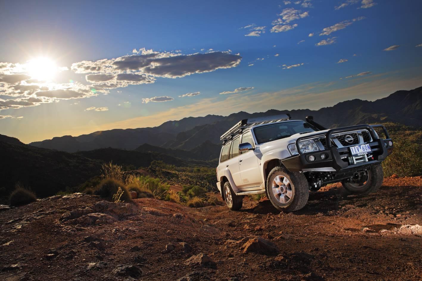 Nissan Patrol Legend Edition announced