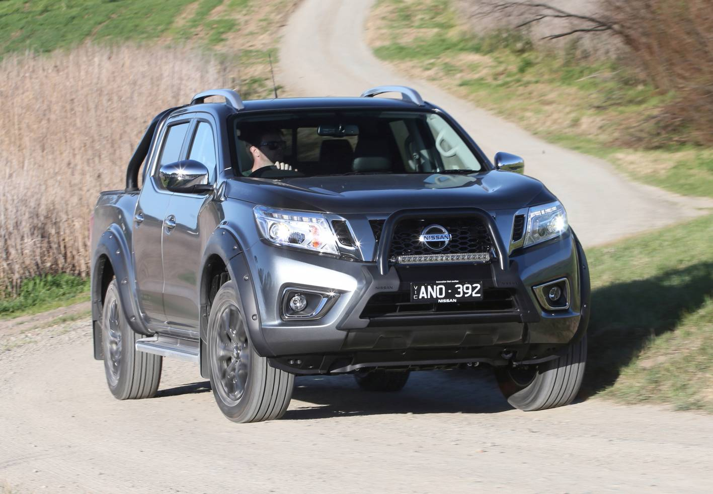 Nissan Navara N-Sport Black Edition released